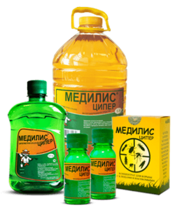 Медилис-ципер 0,5 л.