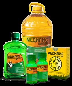 Медилис-ципер 5 л.