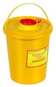 Контейнер для острого инструментария 3 л