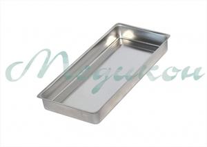 Лоток стоматологический ЛМС-Медикон 195х90х25 (О)