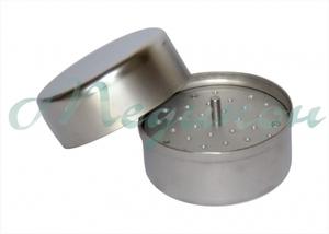 Лоток стоматологический с крышкой и укладкой для эндоканального инструмента ЛСКЭ-МЕДИКОН d76х55