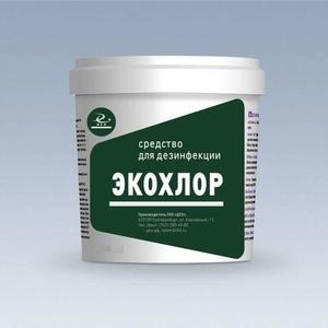 Экохлор (гранулы) 1 кг.