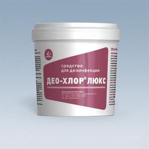 Део-хлор люкс (гранулы) 1 кг.