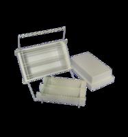 Контейнер для предметных стекол КМ-ТР.3.ПС